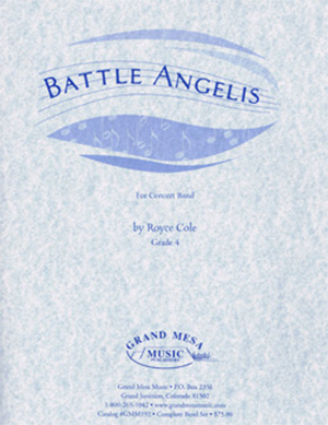 Battle Angelis Front Cover