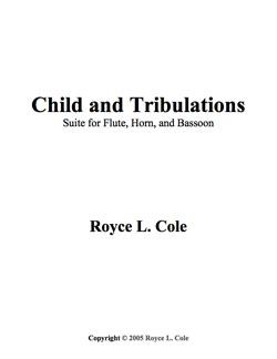 childandtribulationscover
